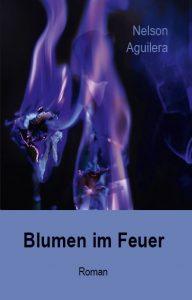 Buchcover Blumen im Feuer